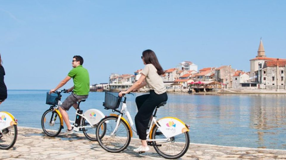 Cakovec Introduces Bike Sharing